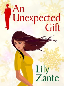 Lily Zante - Romance Author - An Unexpected Gift