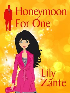 Lily Zante - Honeymoon For One
